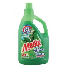 Почистващ препарат за под Medix Universal Течен 1.5 l Lily of the Valley