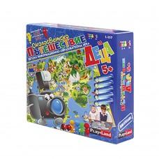 "Семейна информационно-образователна игра ""Околосветско пътешествие"""