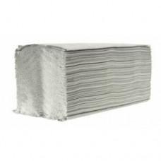 Сгънати кърпи за ръце Economy V-образни 1 пластови 21х25 оп.250 рециклирана