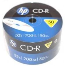 Дискове CD-R HP 50бр./шпиндел 700МB