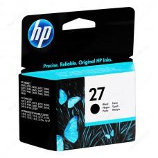 Глава черна HP no. 27 C8727A Оригинален консуматив, стандартен капацитет 220 стр.