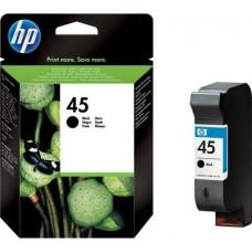 Глава черна HP no. 45 51645A Оригинален консуматив, голям капацитет 930 стр.