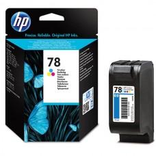 Глава цветна HP no. 78 C6578D Оригинален консуматив, стандартен капацитет 560 стр.