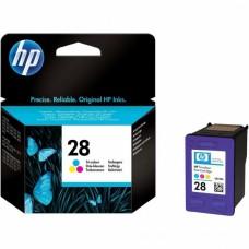 Глава цветна HP no. 28 C8728A Оригинален консуматив, стандартен капацитет 240 стр.