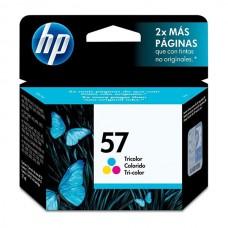Глава цветна HP no. 57 C6657A Оригинален консуматив, стандартен капацитет 500 стр.