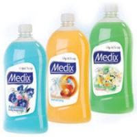 Течен сапун Медикс пълнител 0,900л