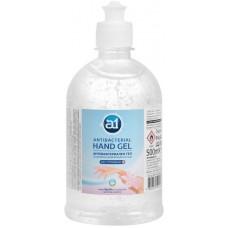 ДЕЗИНФЕКТАНТ антибактериален гел за ръце 500мл.