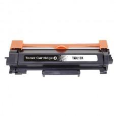 Тонер касета черна Brother TN-2421 Съвместим консуматив, стандартен капацитет 3 000 стр.