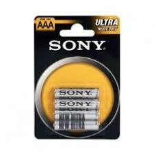 Батерия 1.5V,C цинкова Sony New Ultra - блистер 4 бр.