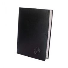 Азбучник SPREE 14х20, тв.корица изк.кожа, шит, 20 х 3 листа