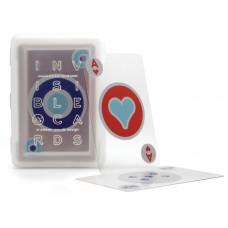 Карти за игра в PVC кутия