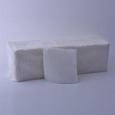 Салфетки 25x25 см. бели пакет 350 броя