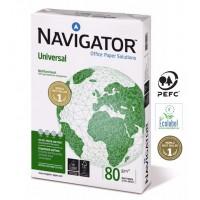 Копирна хартия NAVIGATOR UNIVERSAL A4 80 грама 500 листа