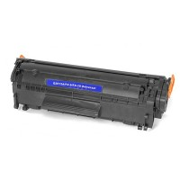 Тонер касета черна HP no. 12A Q2612A PREMIUM Съвместим консуматив, стандартен капацитет 2000 стр.