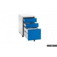 Метален офис контейнер CARMEN CR-1249 L SAND