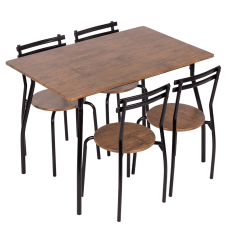 Комплект маса с четири стола CARMEN 20014