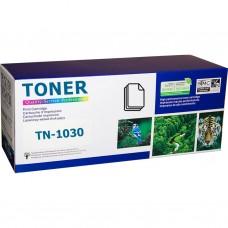 Тонер касета черна Brother TN-1030/1050 Съвместим консуматив, стандартен капацитет 1 000 стр
