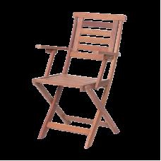 Градински сгъваем стол CARMEN NILS