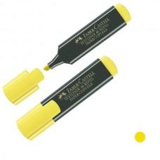 Текстмаркер Faber-Castell Textliner 48  жълт