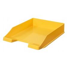 Хоризонтална поставка жълта