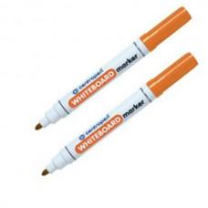 Маркер за бяла дъска Centropen 8559  оранжев