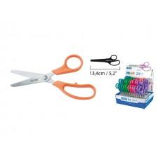 Ножица MILAN BASIC неонови дръжки