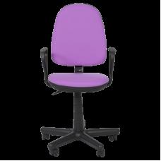 Офис стол КОМФОРТ B- лилав
