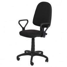 Офис стол ПРЕСТИЖ - черен