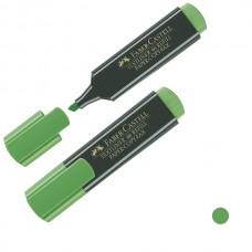 Текстмаркер Faber-Castell Textliner 48  зелен